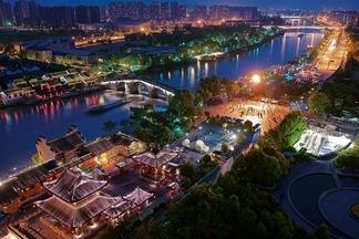 影像藝廊:京杭大運河