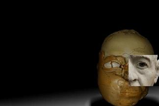 還原「真相」:九千五百年前的面孔