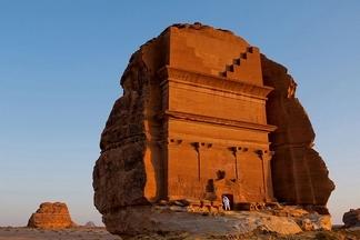 記憶之地:瑪甸沙勒古墳