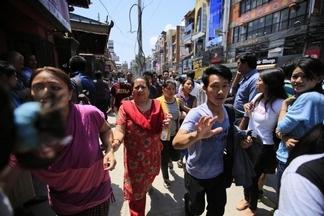 尼泊爾的地質災難 恐怕尚未結束