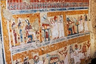 古埃及釀酒師的美麗墳墓