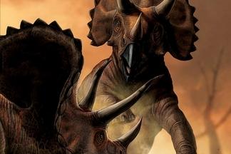【恐龍狩獵者】三角龍(Triceratops)