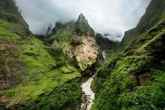 壯闊山河:安娜普娜環線