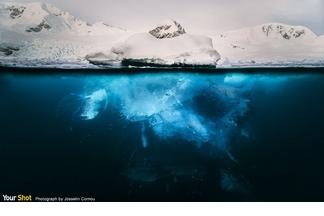 顛倒(南極洲)