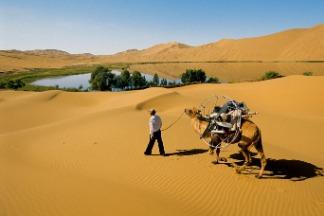 飛越戈壁沙漠