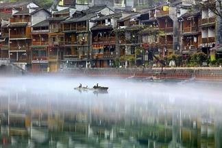 秀麗之境:中國水都
