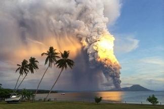 上週噴發的各地火山