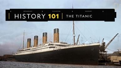 101歷史教室:鐵達尼號