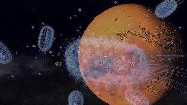 每日酷知識:幫火星施打「人類預防針」