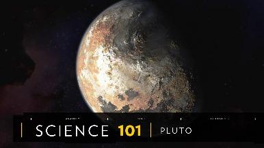 101科學教室:冥王星