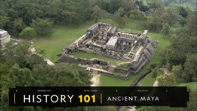 101歷史教室: 馬雅文明