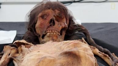 卡奧傳奇:秘魯木乃伊復原記