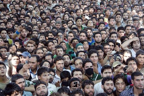 喀什米爾衝突