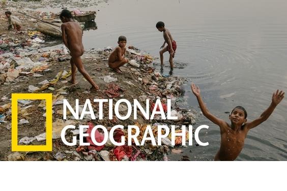 這些孩童住在全球汙染最嚴重的城市裡
