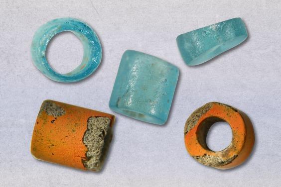 臺灣鐵器時代玻璃珠從哪來?除了遺址考古,你還需要材料科學!