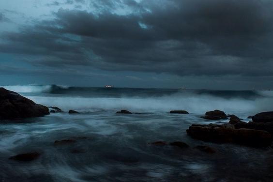 洶湧澎湃:德爾班海岸