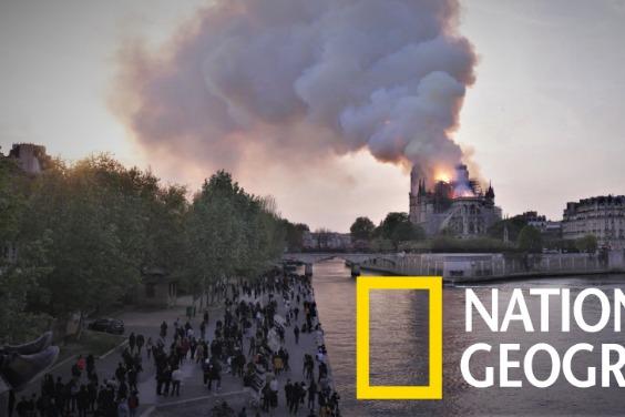 巴黎聖母院大火──聽現場民眾與消防隊怎麼說
