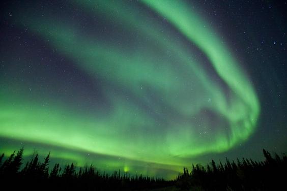 阿拉斯加極光
