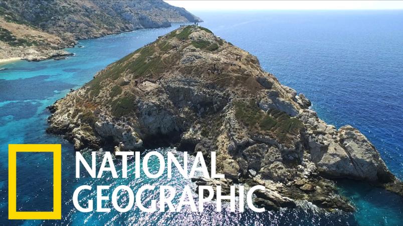 充滿神祕色彩的達斯卡里奧島
