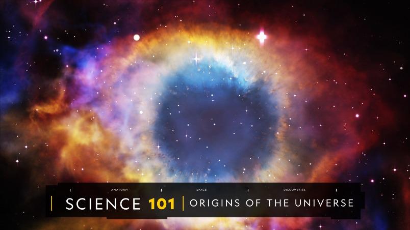 101科學教室:宇宙起源