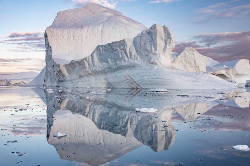 地殼翹起來了? 研究:冰川融化讓北半球地殼逐漸變形