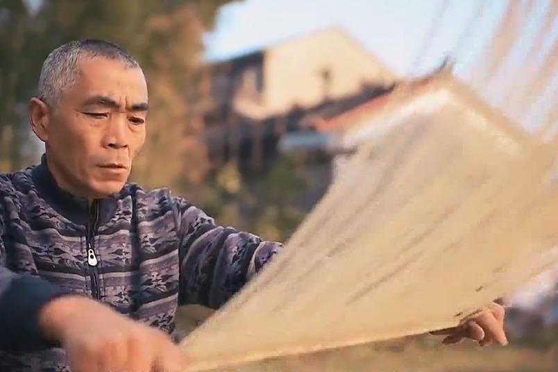 可以吃的文化遺產:中國南山村手工索麵