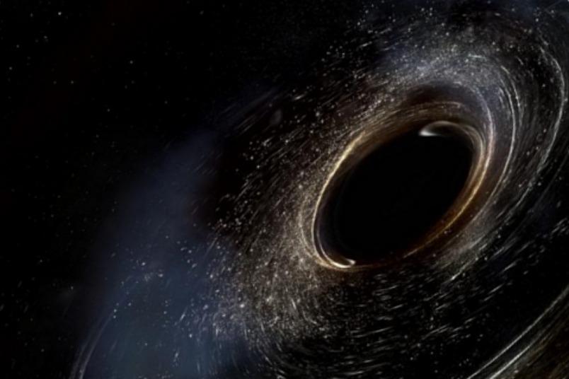 再度發現重力波,揭露奇異黑洞!